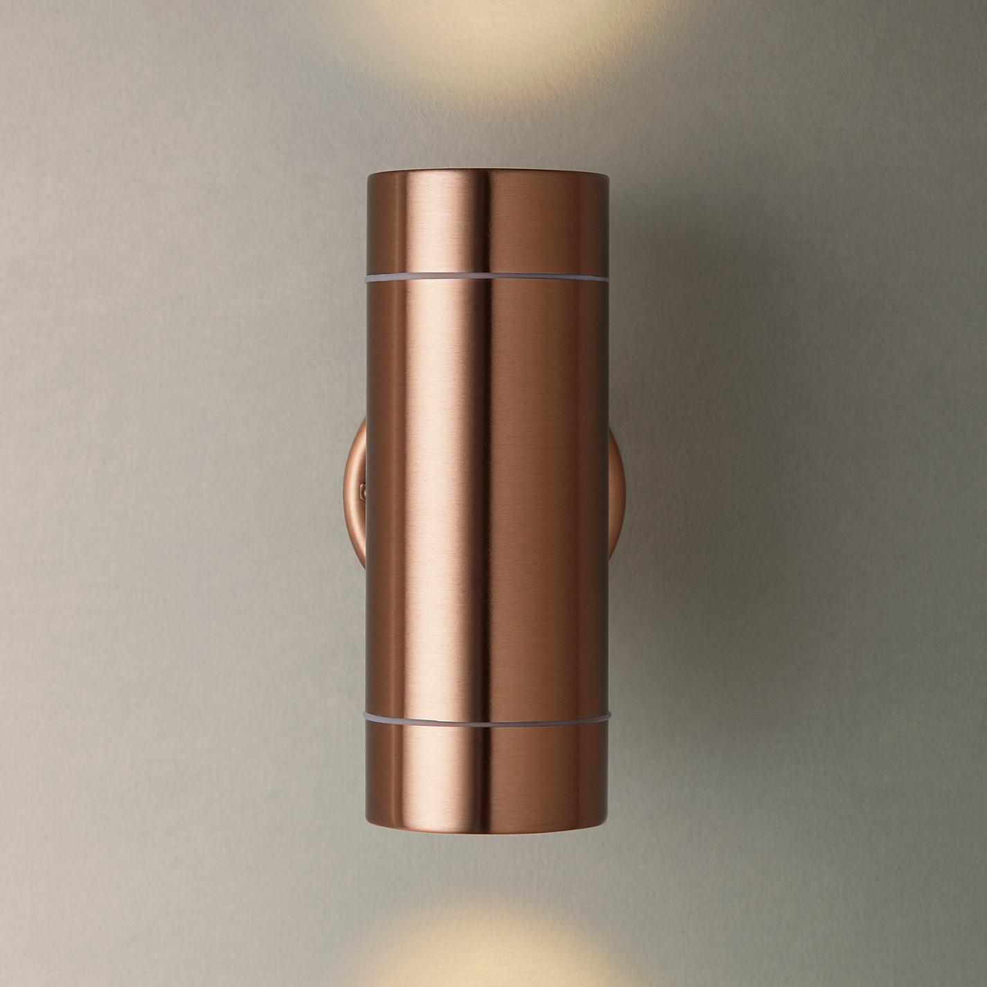 Modern Copper Outdoor Lighting Randolph Indoor And Outdoor Design