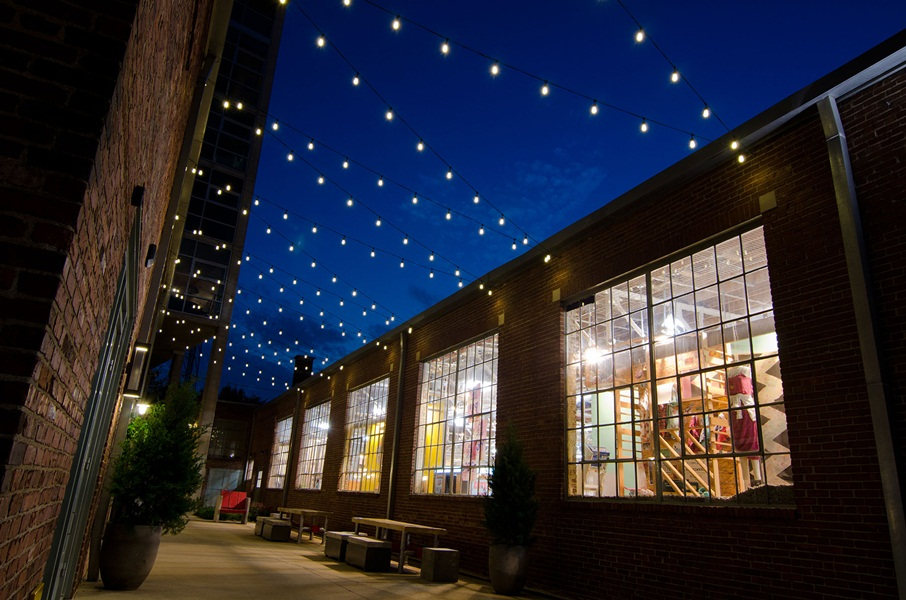 Commercial Outdoor String Lights Randolph Indoor And