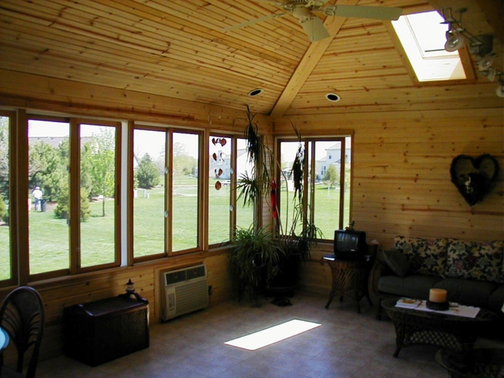 4 Season Porch Windows