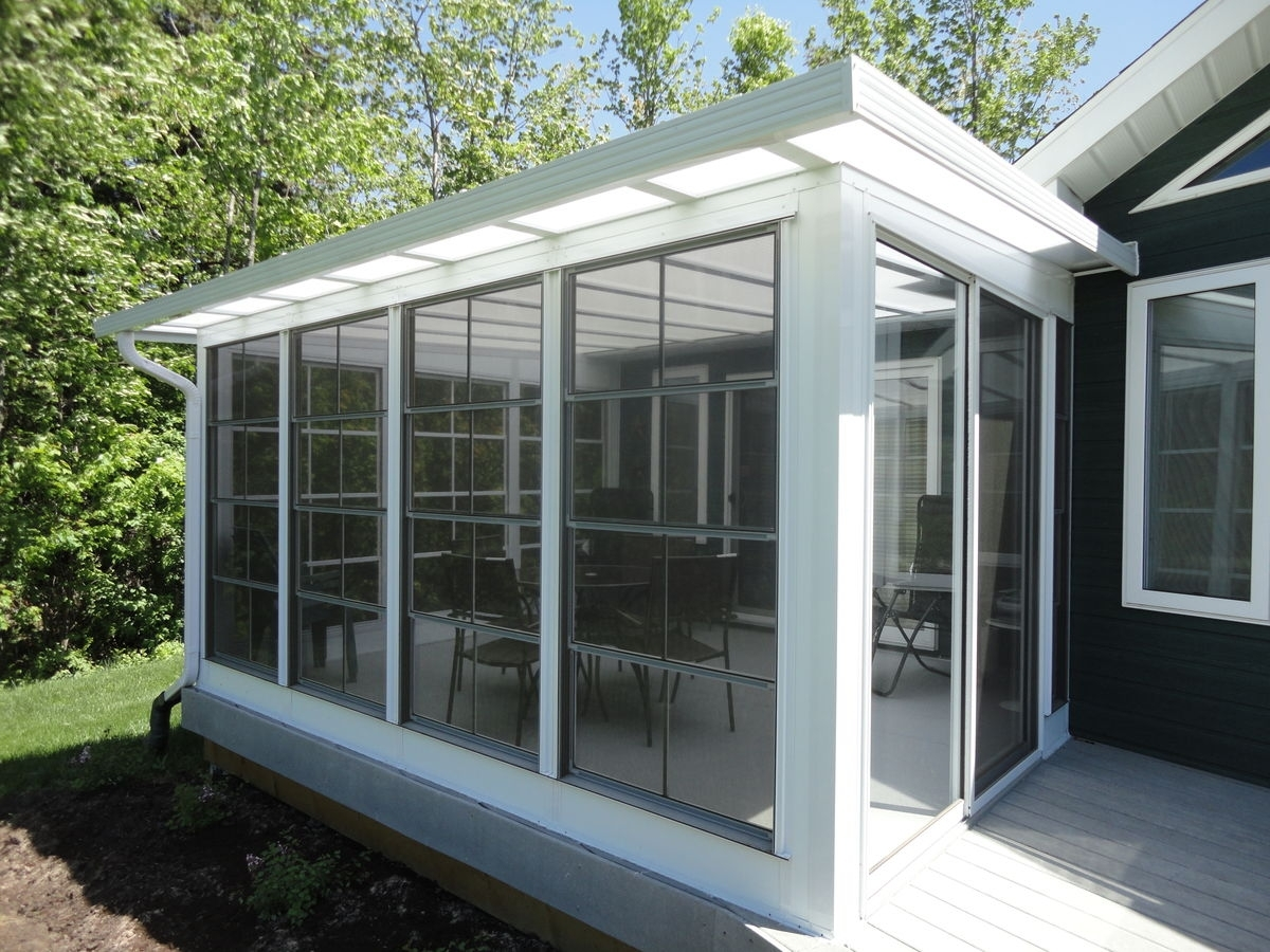 Acrylic Panels For Screened Porch Improvement Randolph
