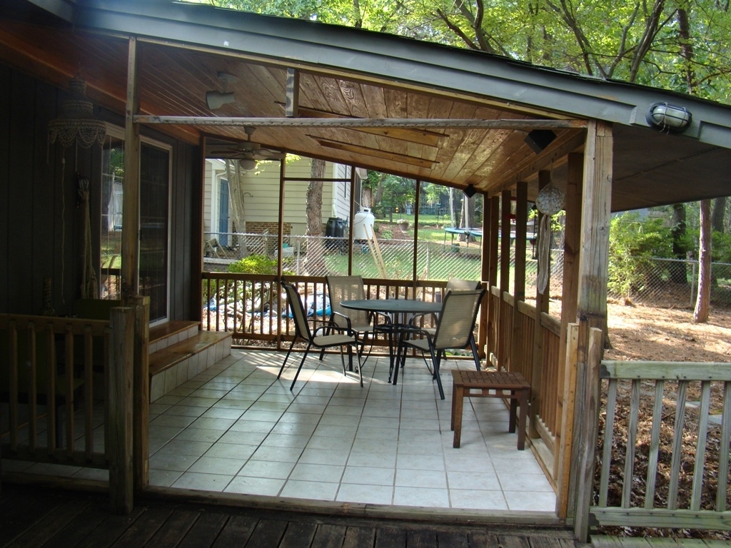 Covered Back Porch Ideas Pictures — Randolph Indoor and ...