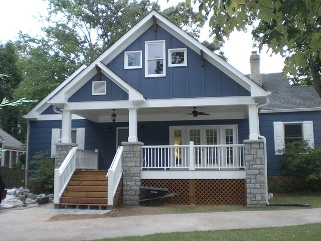 Adding A Porch To A Flat Front House — Randolph Indoor and ...