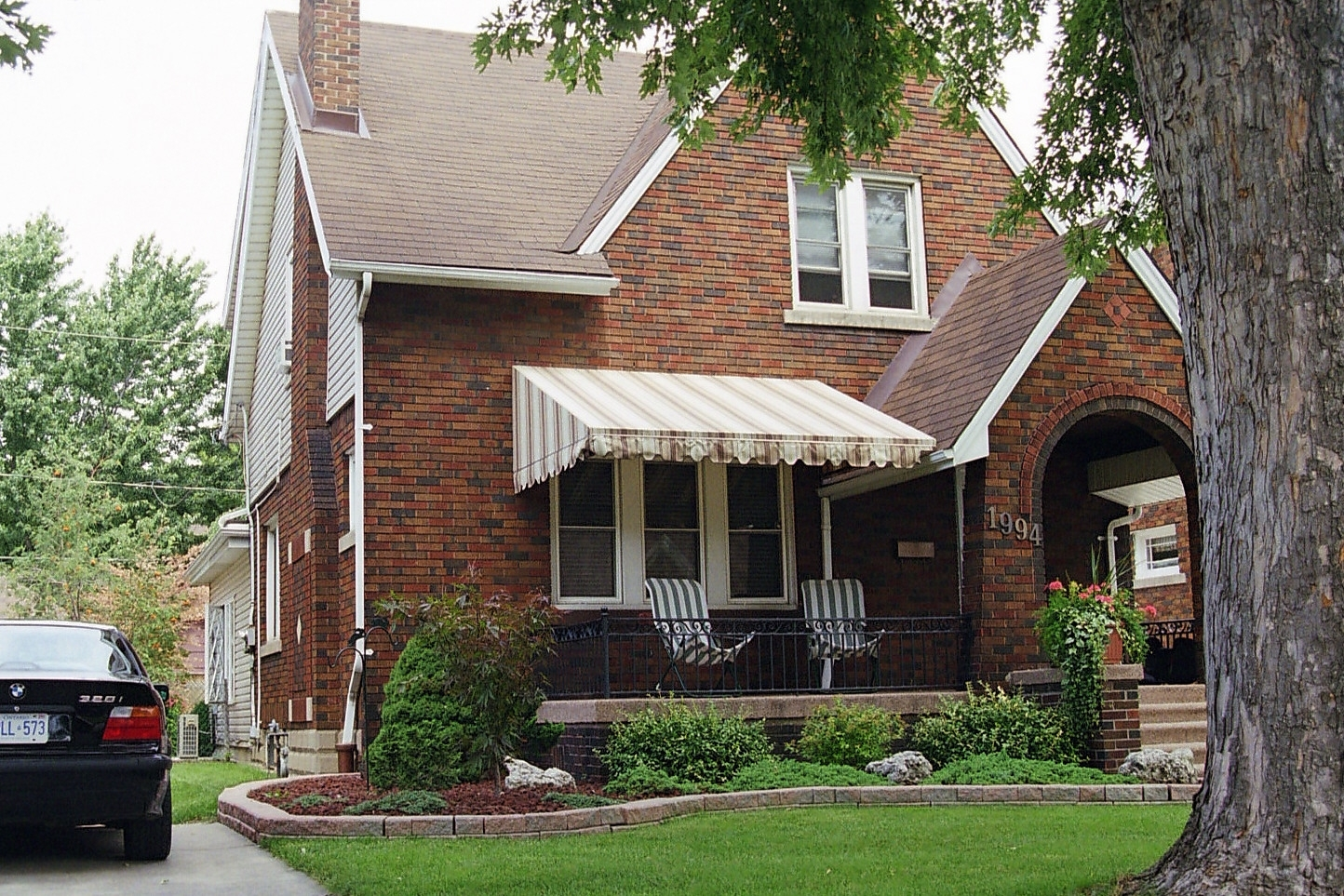 Pleasant Front Porch Awning Ideas — Randolph Indoor and ...