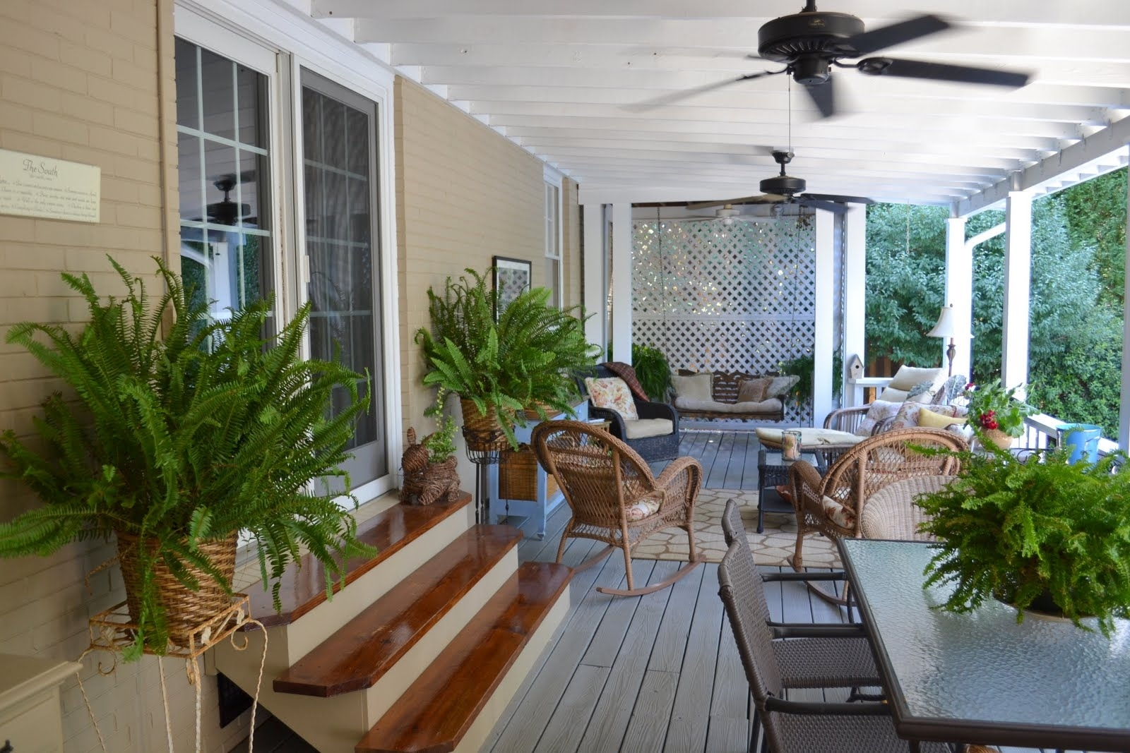 Covered Back Porch Additions — Randolph Indoor and Outdoor ... on Large Back Porch Ideas id=39584