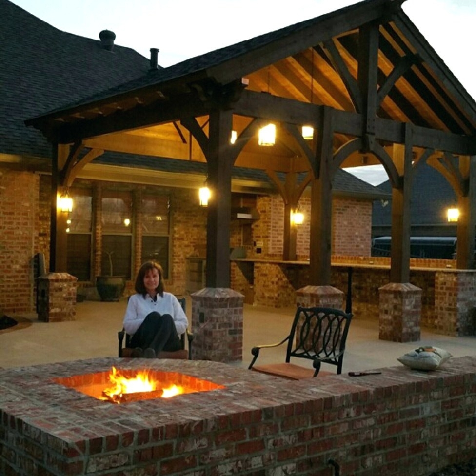Covered Back Porch Ideas Pictures — Randolph Indoor and ... on Covered Back Porch Ideas id=77303