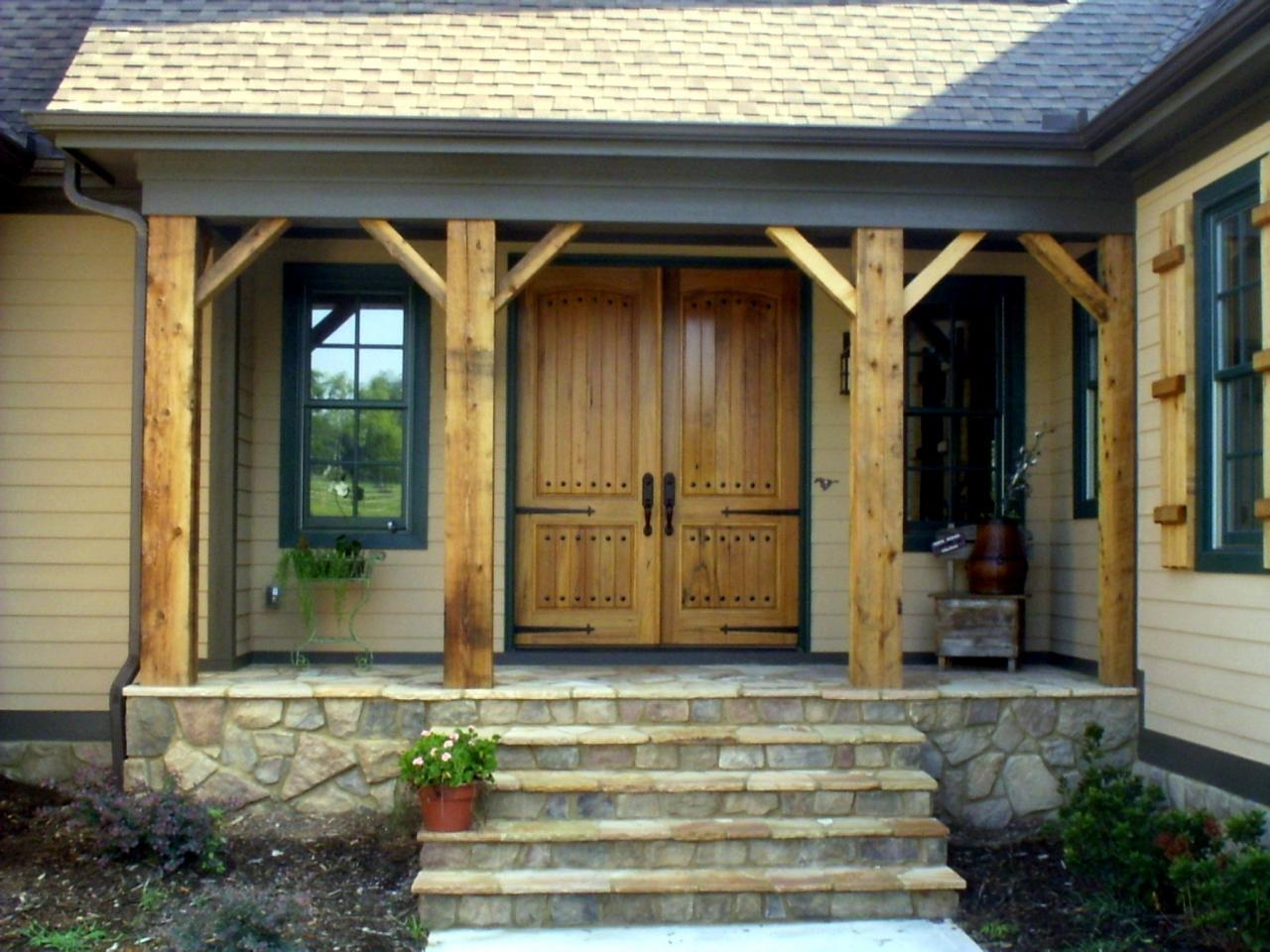 Cedar Wrapped Porch Columns Randolph Indoor And Outdoor
