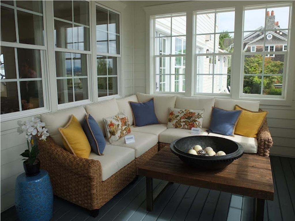 enclosed front porch ideas and its advantages randolph. Black Bedroom Furniture Sets. Home Design Ideas