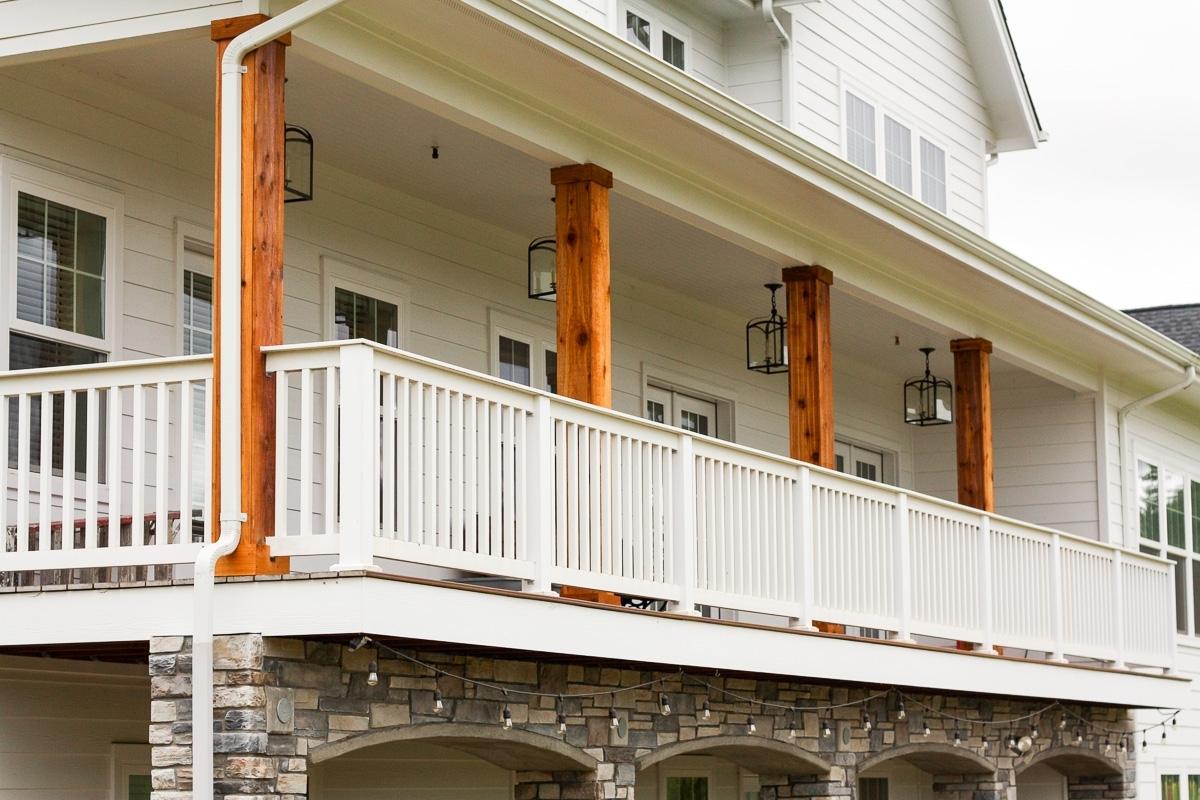 Exterior Porch Columns Square Cedar