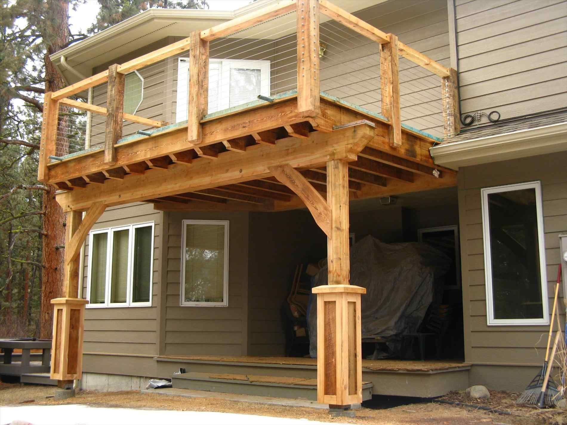 Framing gable roof porch addition