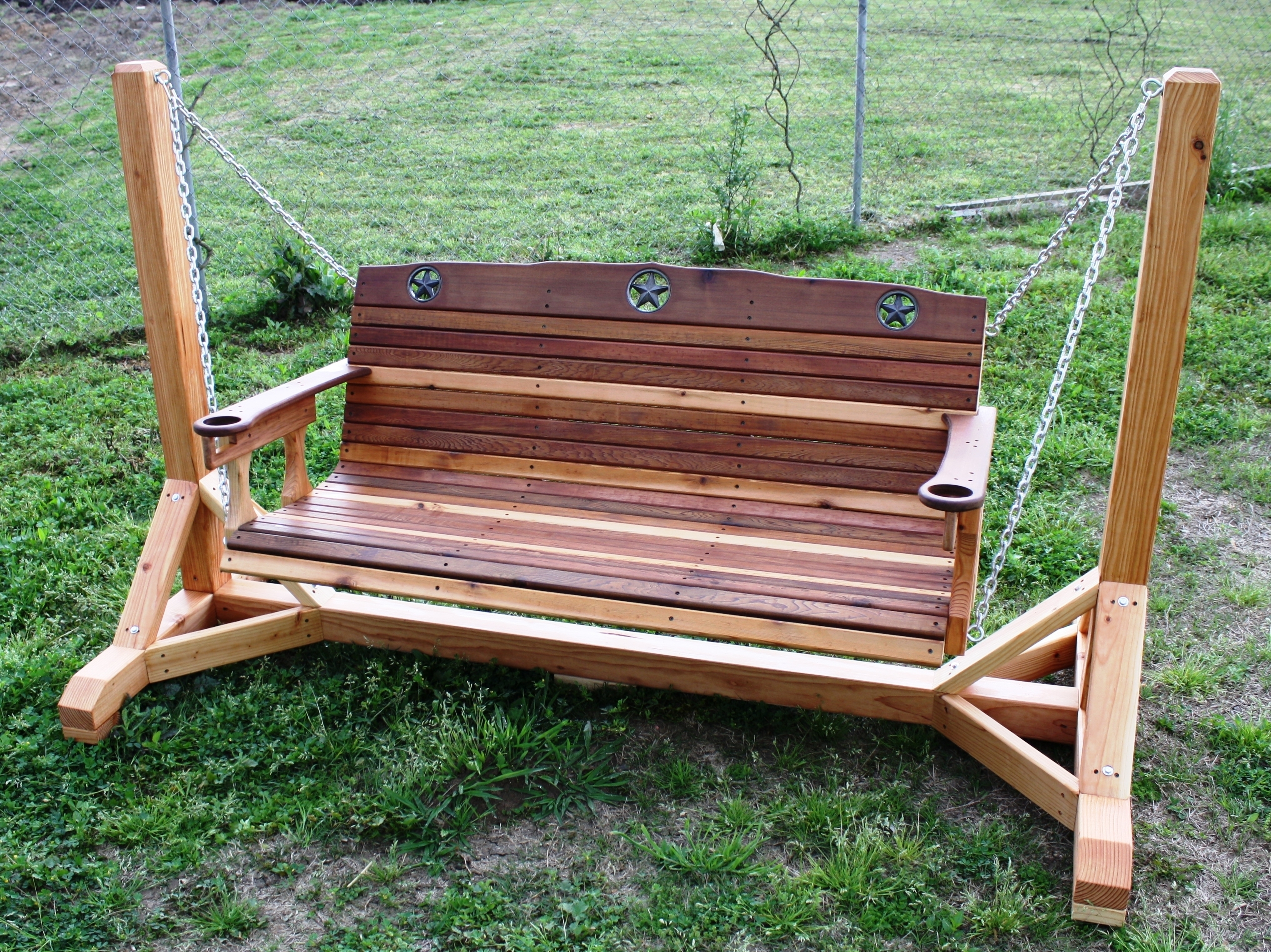 Best Free Standing Porch Swing