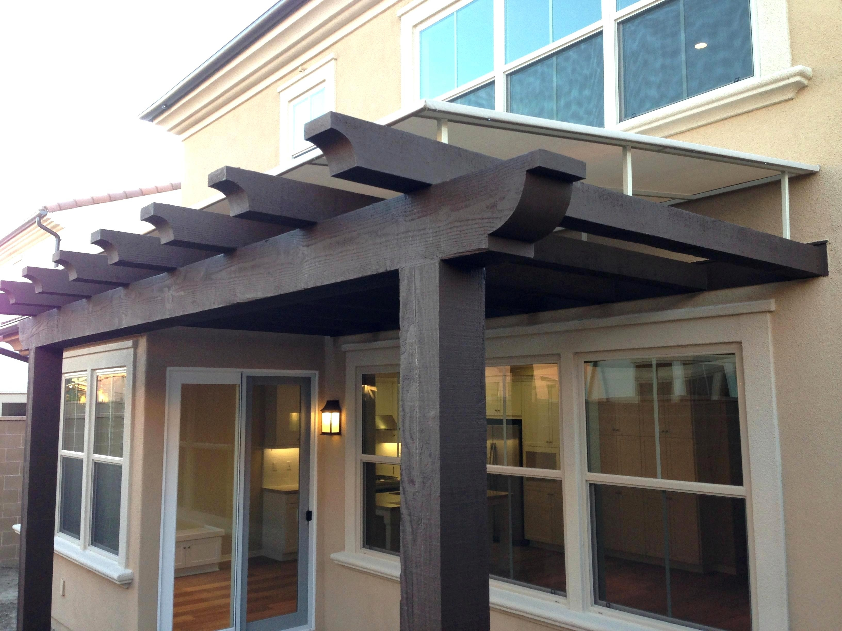 Front Porch Awning Kit Randolph Indoor And Outdoor Design