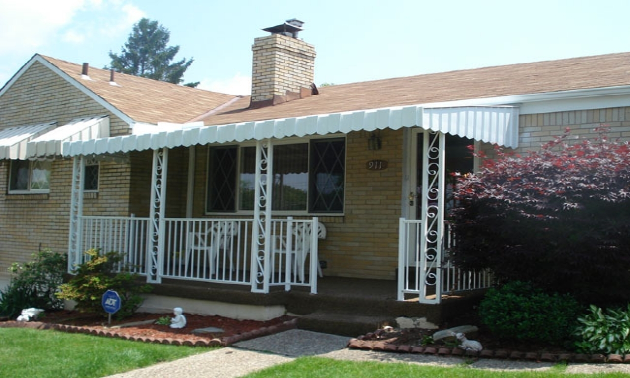 Front Porch Awning Pictures Randolph Indoor And Outdoor Design