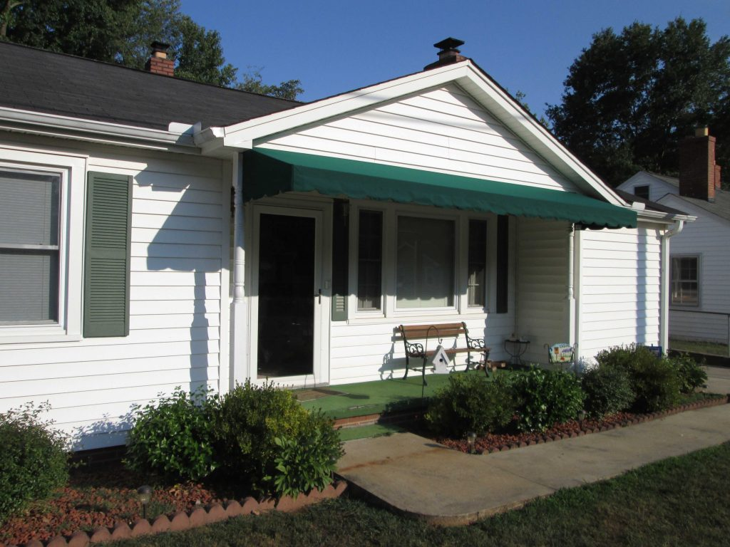 How To Build A Front Porch Awning Randolph Indoor And
