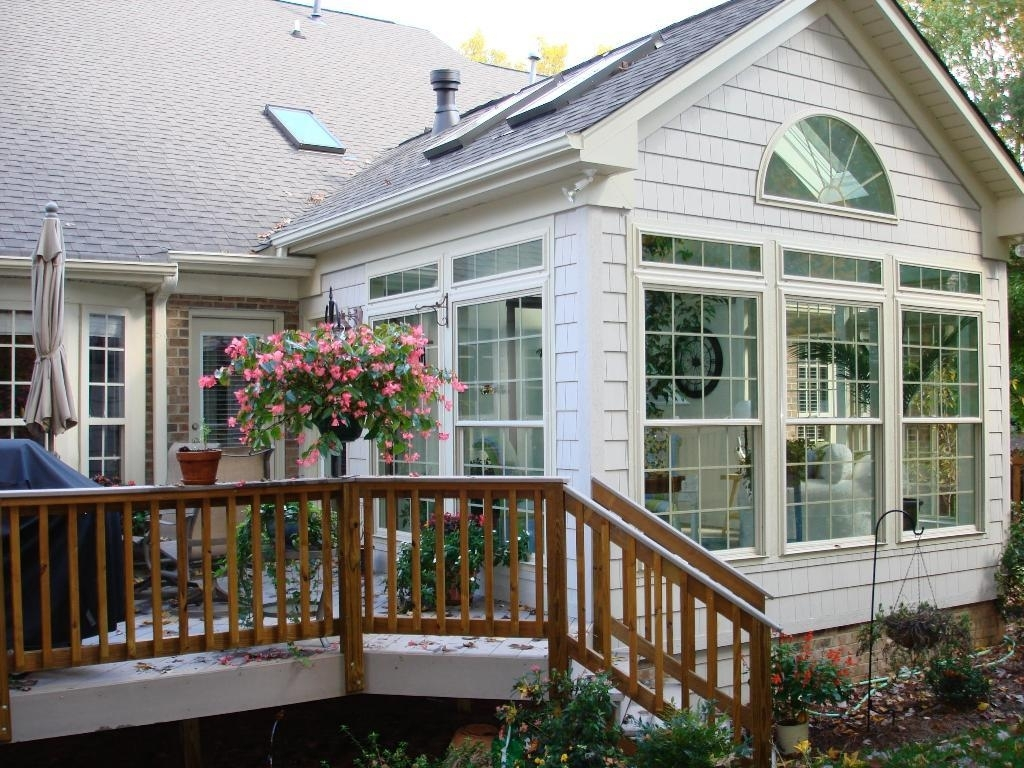 Convert Screened Porch To 4 Season Room Cost Randolph Indoor And