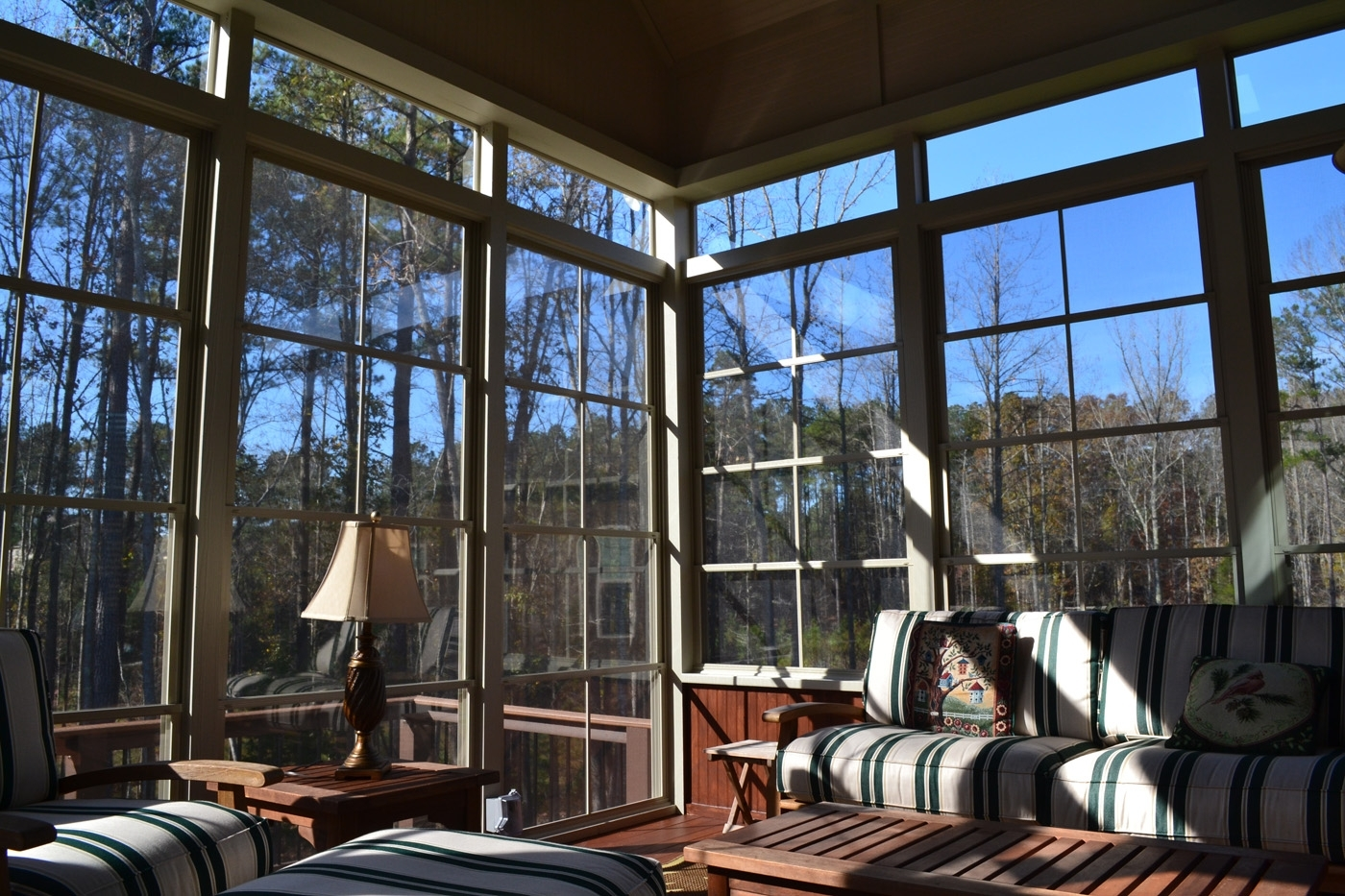 How To Winterize Acrylic Panels For Screened Porch