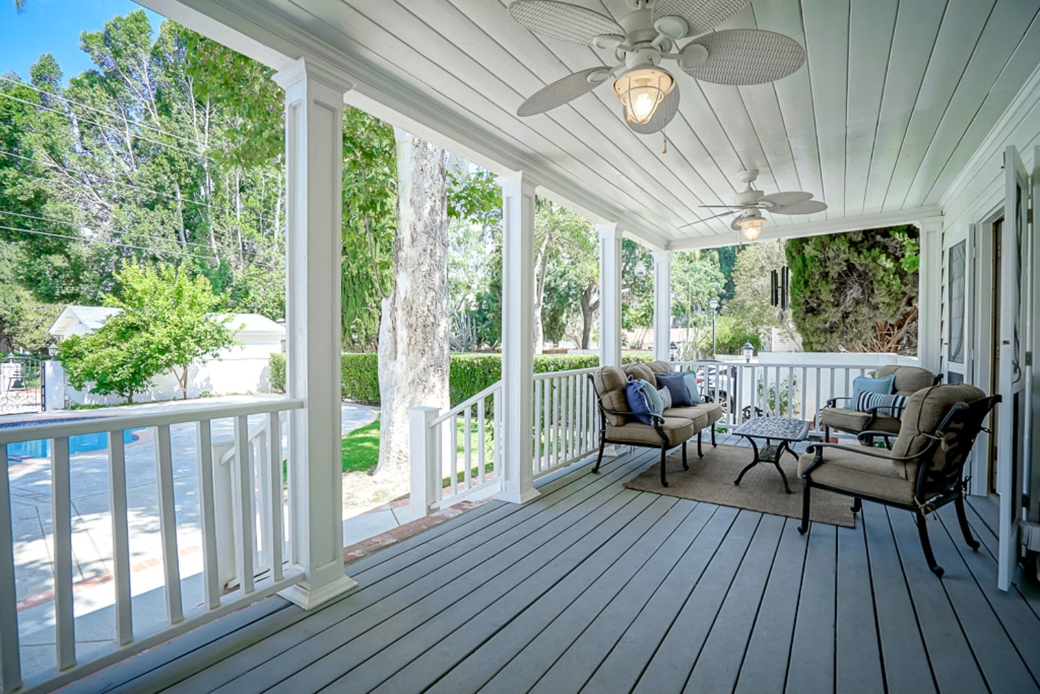 Add Covered Back Porch To House — Randolph Indoor and ... on Back Deck Ideas For Ranch Style Homes id=50501