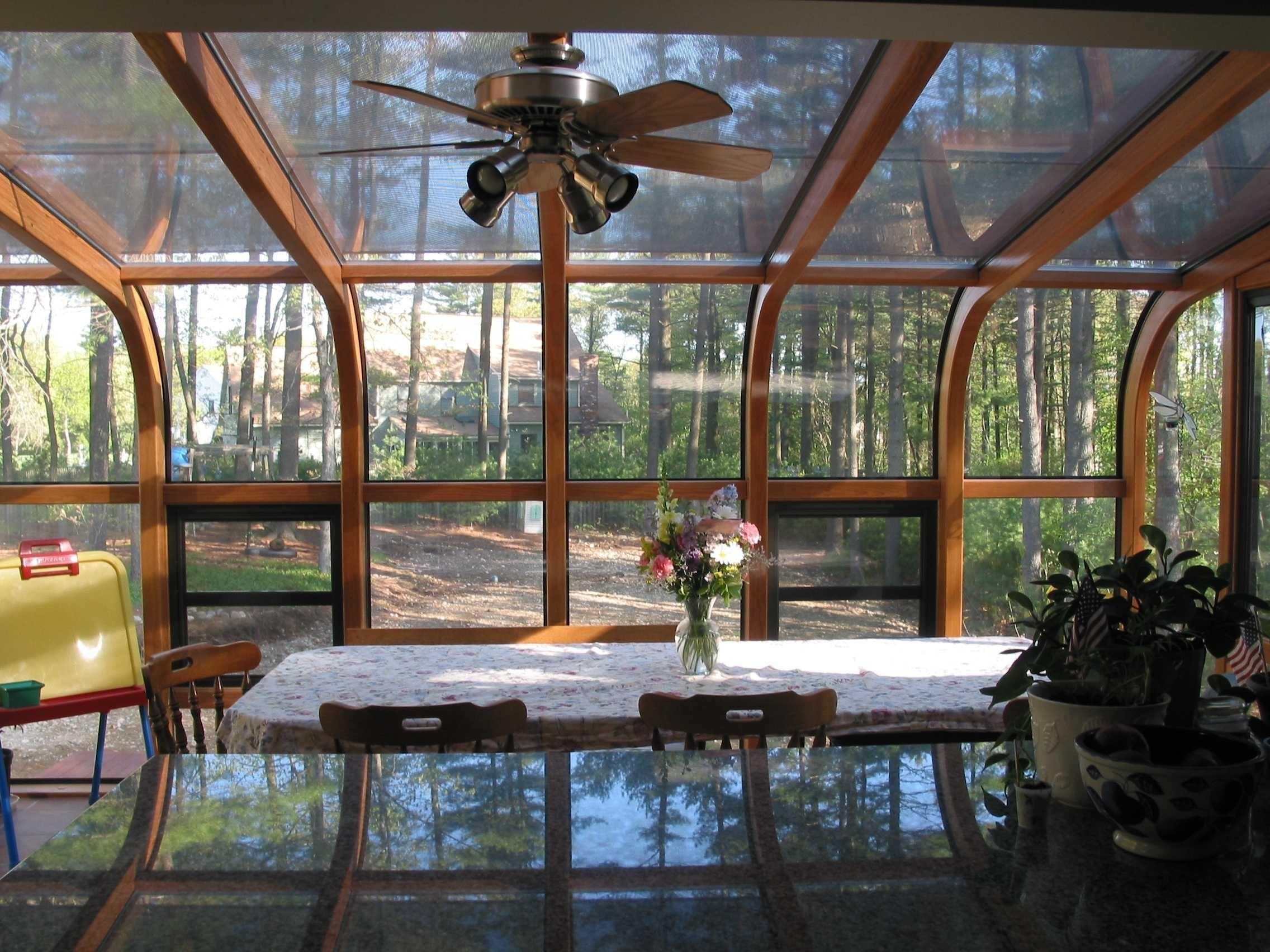 Removable Sun Porch Windows Randolph Indoor And Outdoor