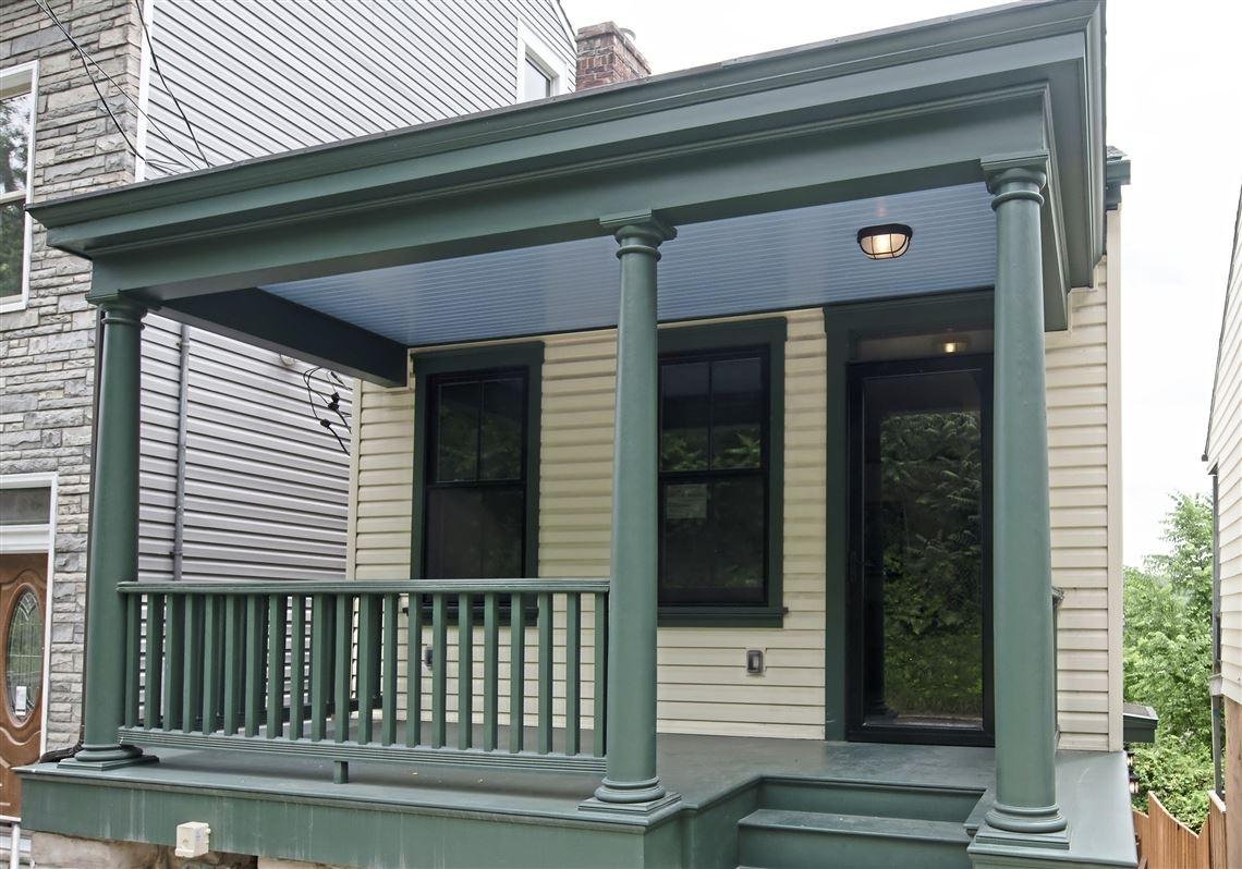 Cover Metal Porch Columns Randolph Indoor And Outdoor Design