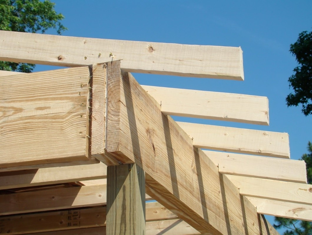 Plans For A Porch Gable Roof Framing Randolph Indoor And Outdoor Design