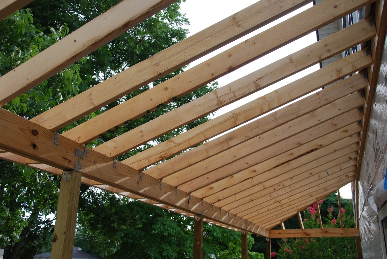 Porch Roof Framing Details — Randolph Indoor and Outdoor Design
