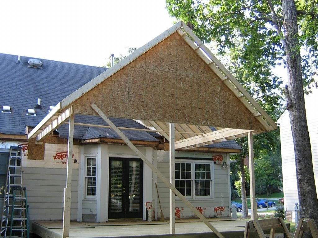 Porch Roof Framing Plans Randolph Indoor And Outdoor Design