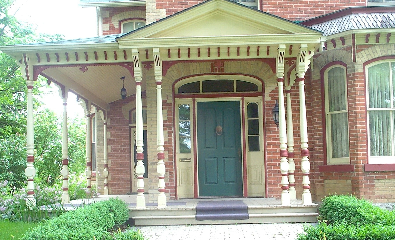 Front Porch Ideas With Cedar Posts Randolph Indoor And