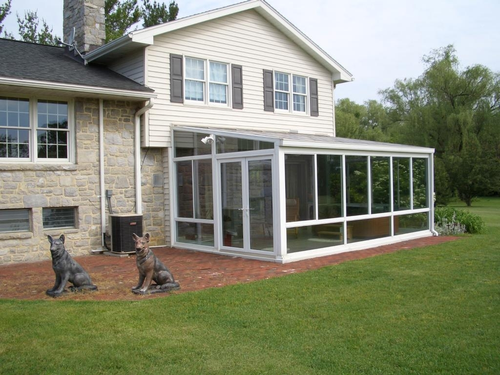 How To Insulate 4 Season Porch Roof Randolph Indoor And
