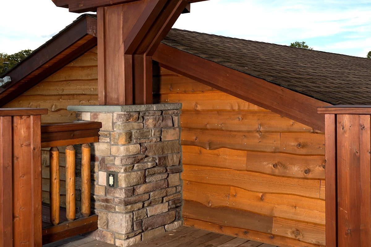 Beveled Cedar Lap Siding Randolph Indoor And Outdoor Design