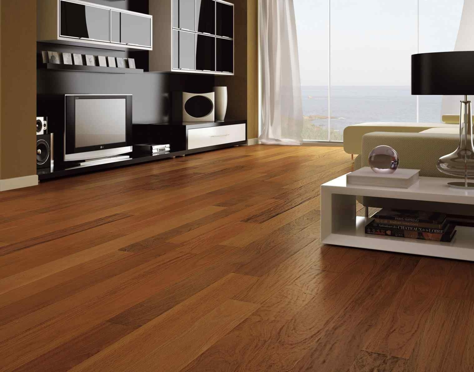 Brazilian Cherry Laminate Flooring