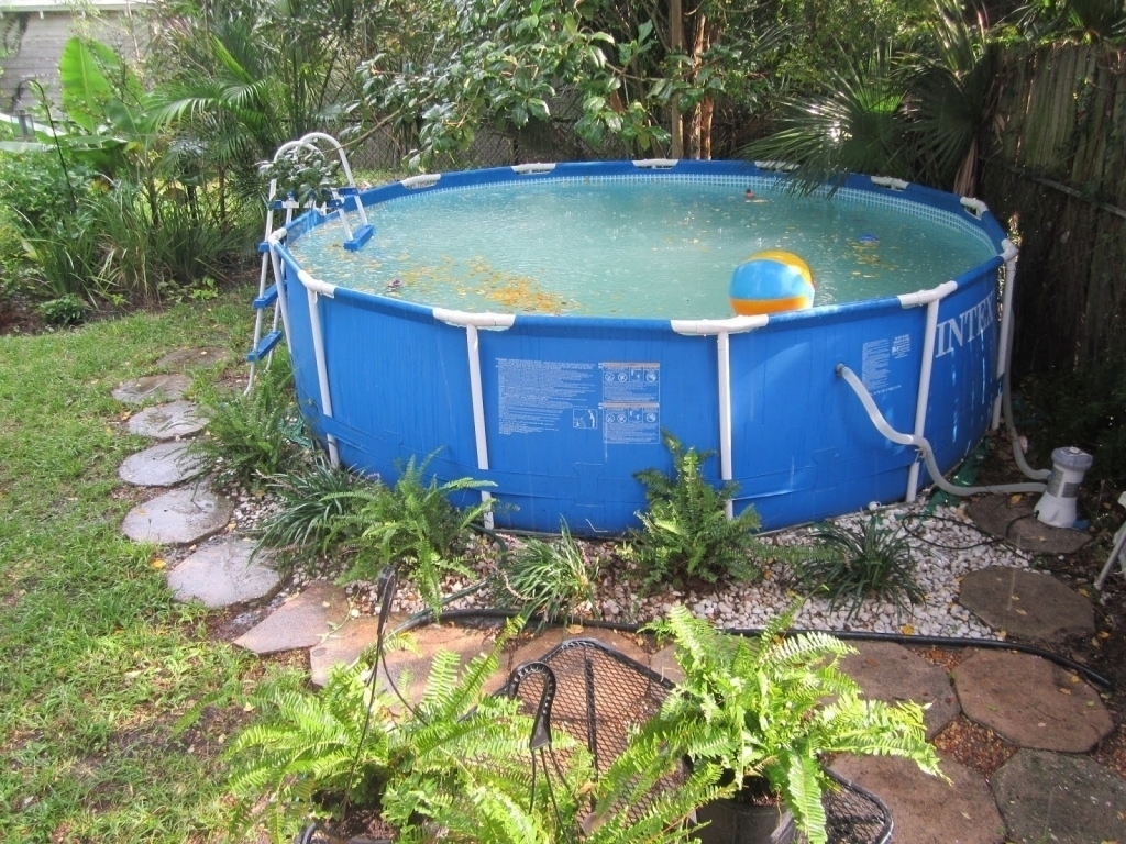 Above Ground Pool Designs Landscaping — Randolph Indoor and ...