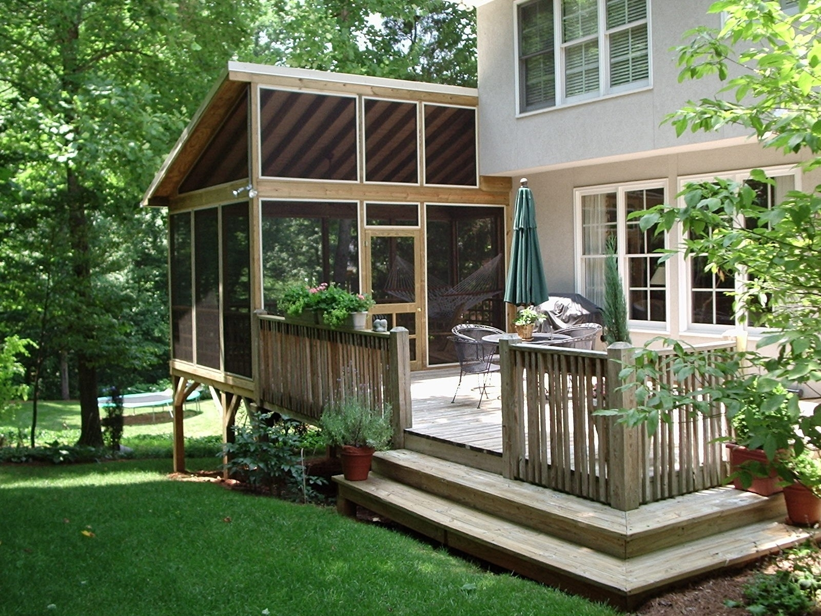 Adding A Covered Porch To Your House Randolph Indoor And Outdoor