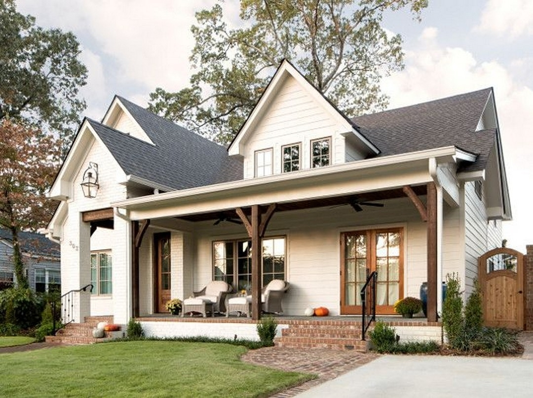 Adding A Porch To A House Before And After Randolph Indoor And Outdoor Design