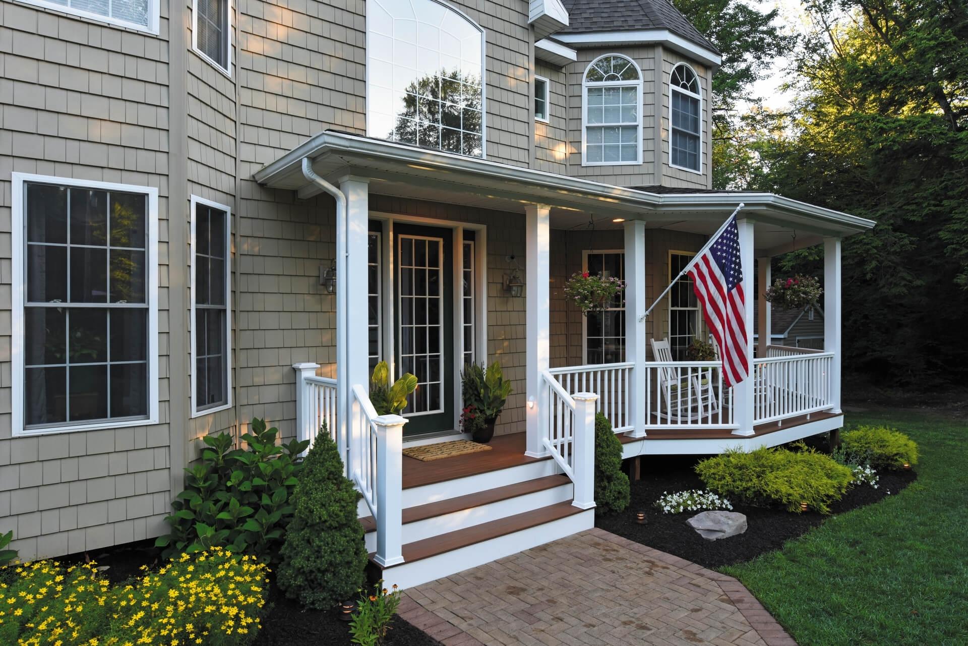 Adding A Wrap Around Porch To A House Randolph Indoor And Outdoor Design