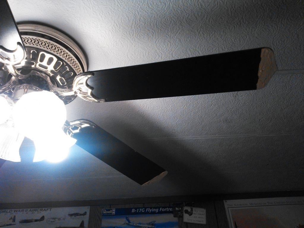 Airplane Propeller Ceiling Fan Ideas Home Decor