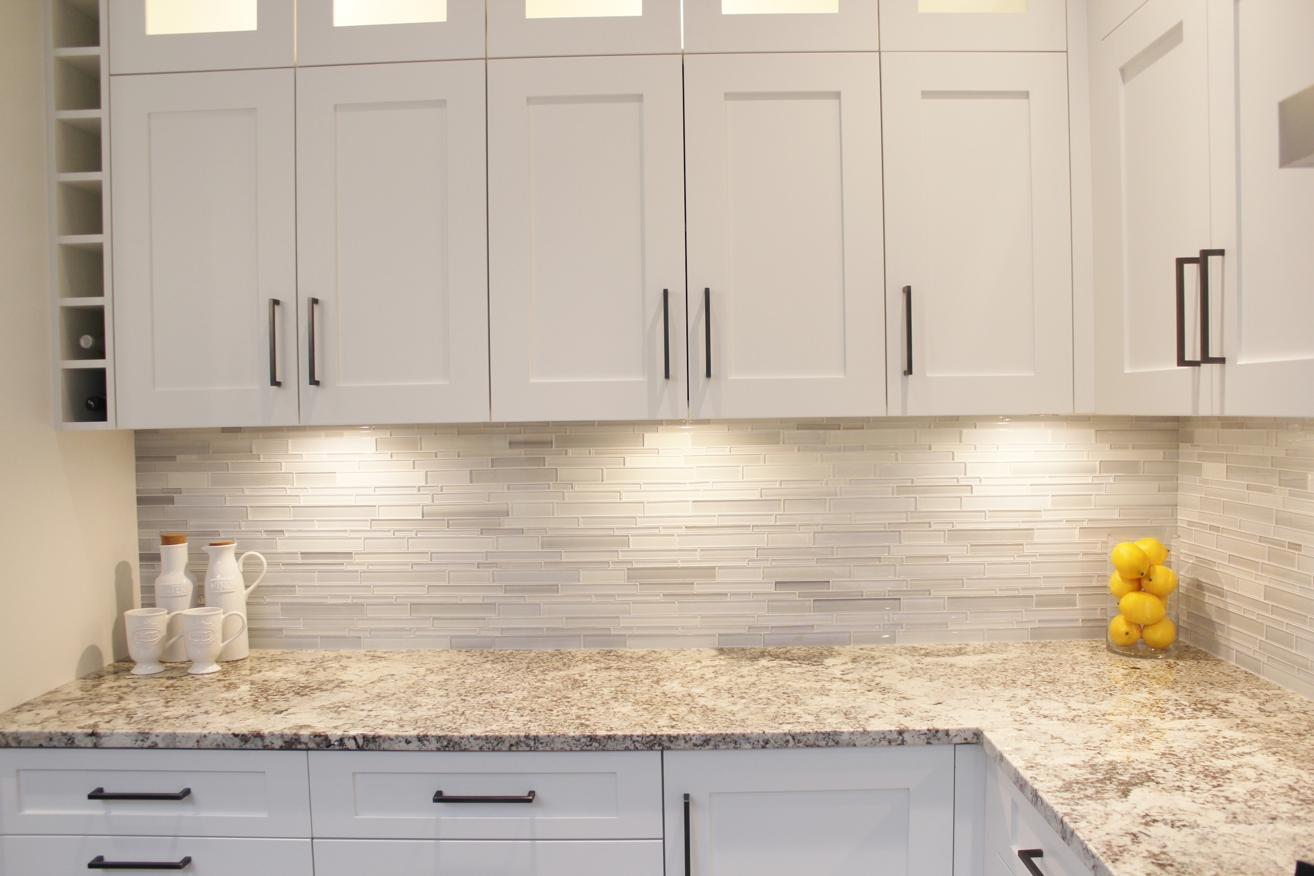 Alaskan White Granite Countertop