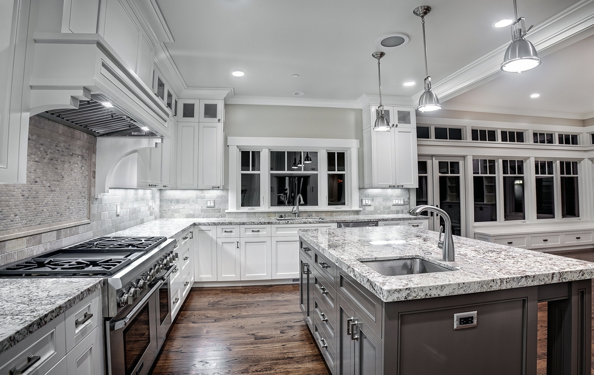 Wonderful Alaskan White Granite Color — Randolph Indoor ...