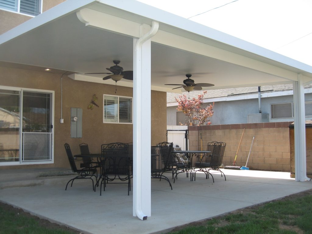 Aluminum Insulated Porch Roof Randolph Indoor And