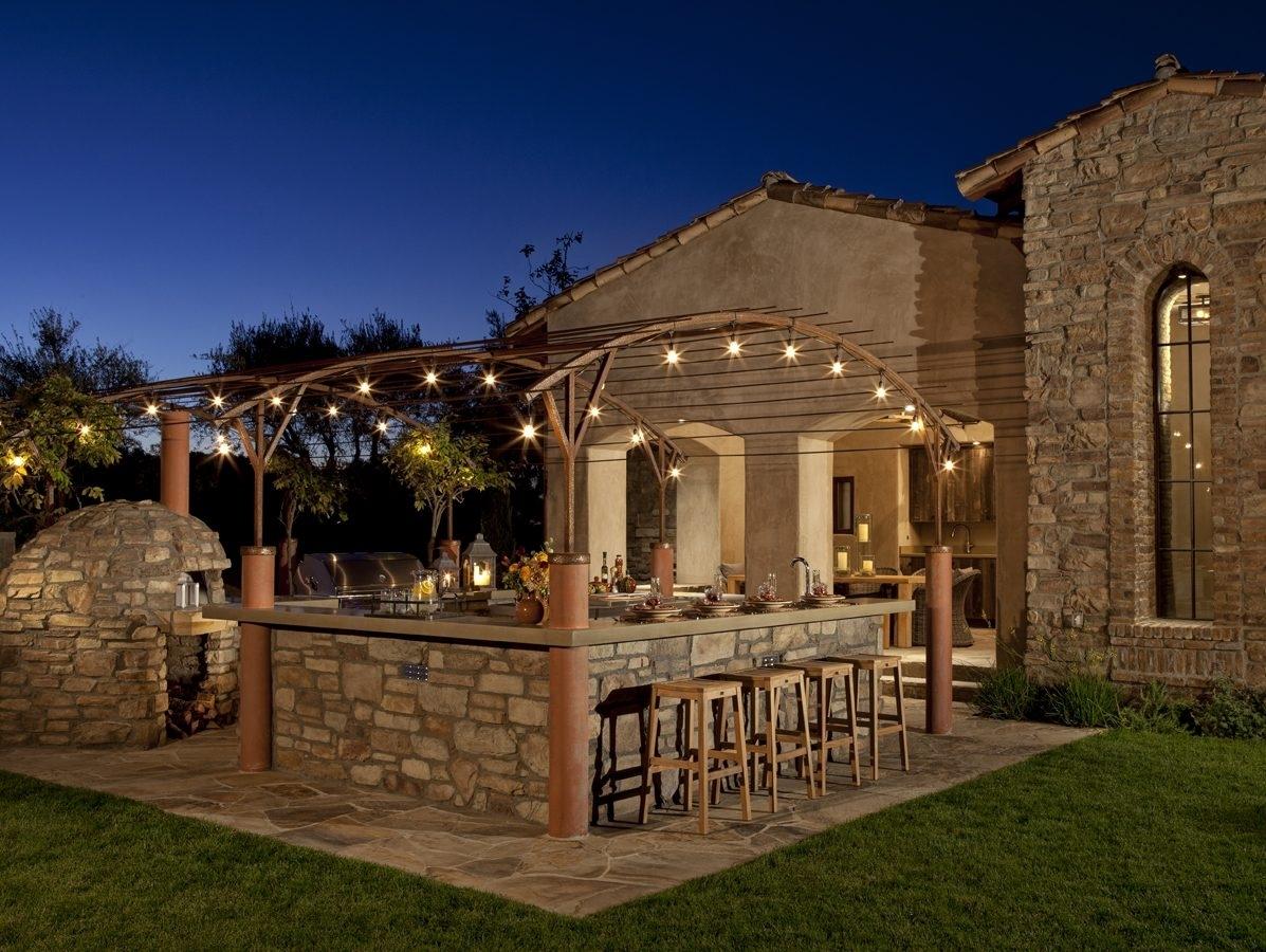 Awesome Eldorado Stone Outdoor Kitchen — Randolph Indoor and ...