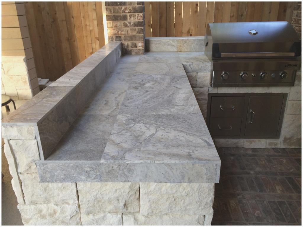 Outdoor Kitchen Granite Countertops Design — Randolph Indoor ...