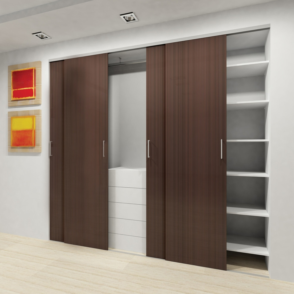 Bedroom Closet Doors Ideas — Randolph Indoor and Outdoor Design