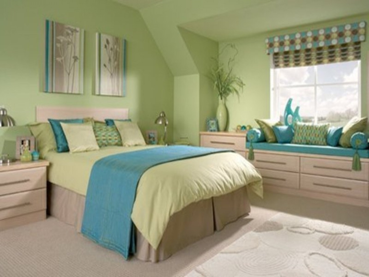 Bedroom Ideas Young Adult Woman — Randolph Indoor and Outdoor Design