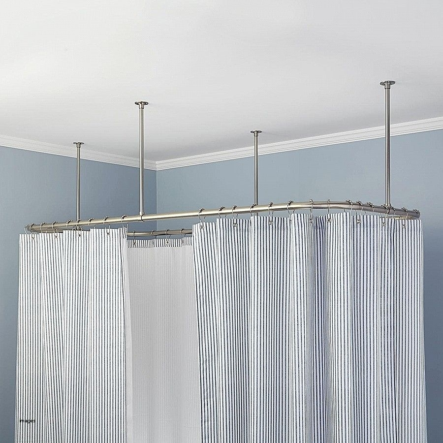 Using And Fitting Bendable Curtain Rod Randolph Indoor