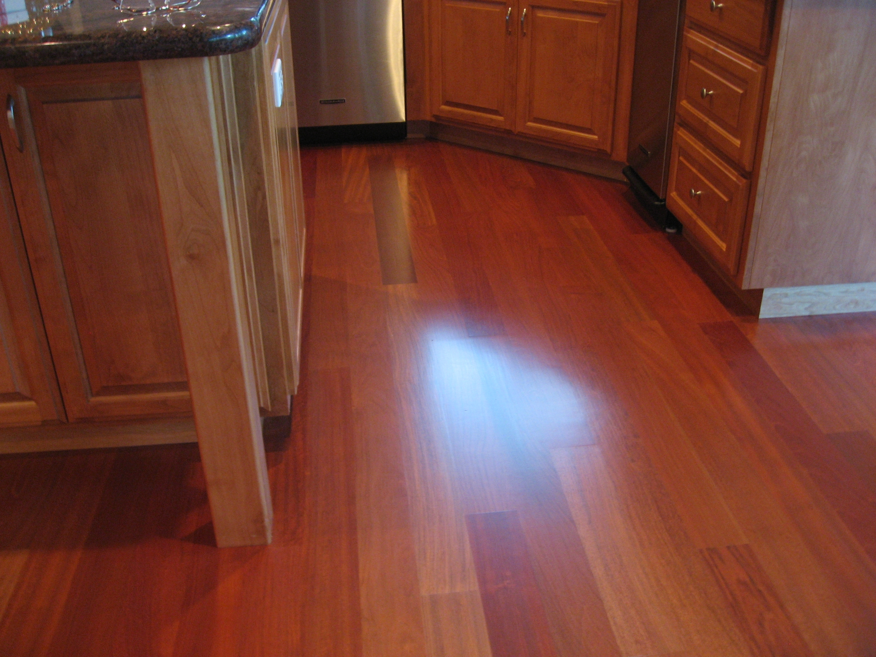 Harmonics Vineyard Cherry Laminate Flooring Costco