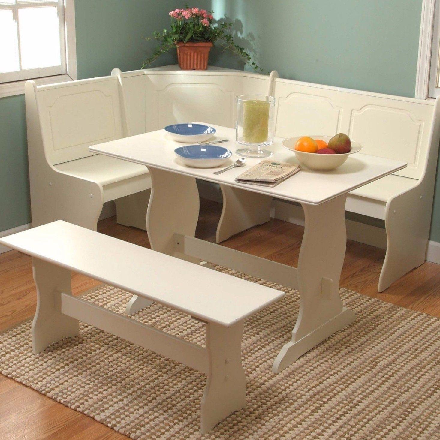 Enjoy Breakfast With Corner Booth Dining Set Randolph