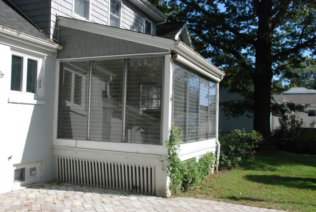 Clear Vinyl Plastic Porch And Patio Enclosures Randolph