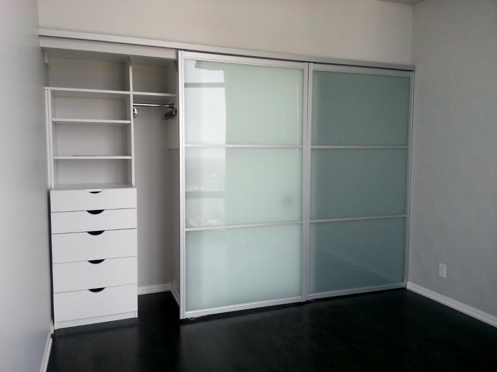 Closet Ideas With Sliding Doors