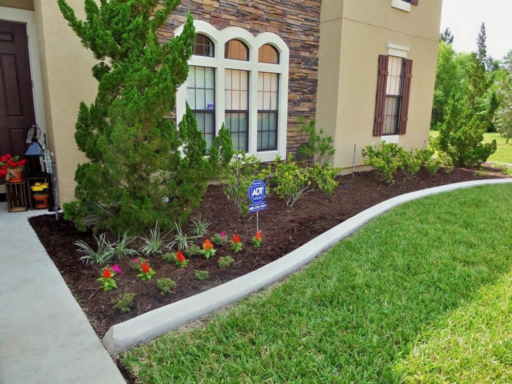 Diy Concrete Landscape Edging Forms Randolph Indoor And Outdoor Design