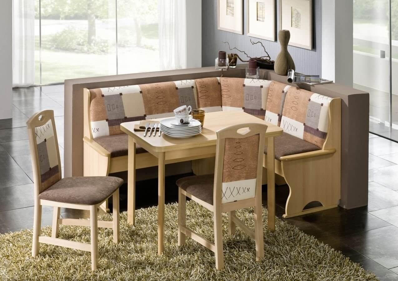 new arrival 97292 924f2 Corner Bench Kitchen Breakfast Nook Booth Dining Set ...