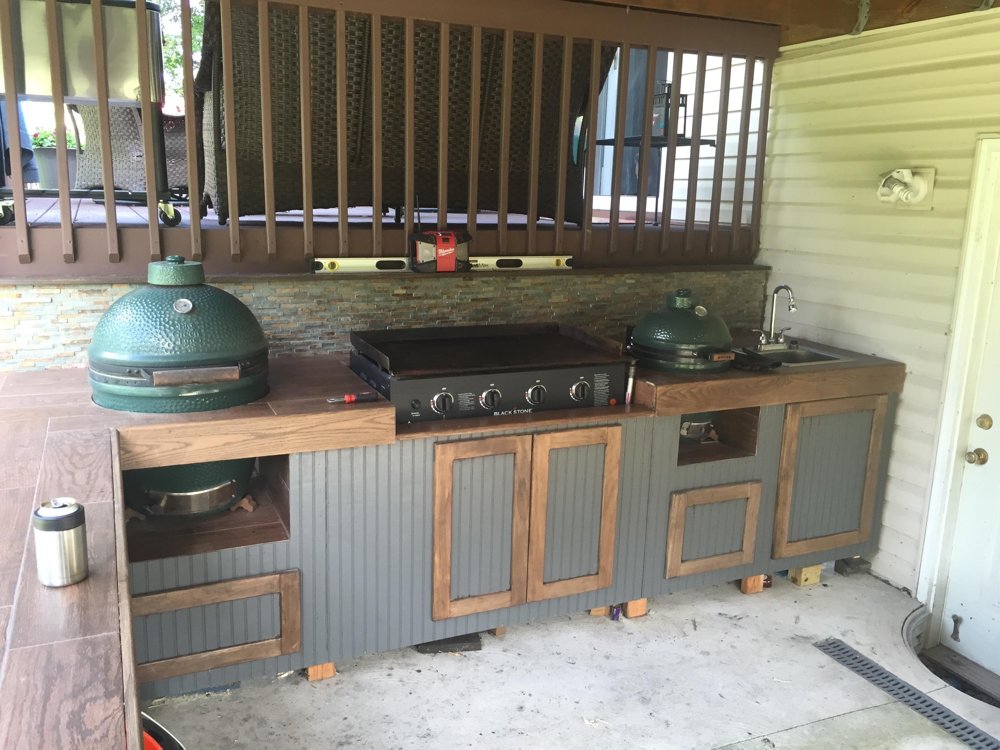 Cool Green Egg Built In Outdoor Kitchen Ideas Randolph Indoor Download Free Architecture Designs Rallybritishbridgeorg