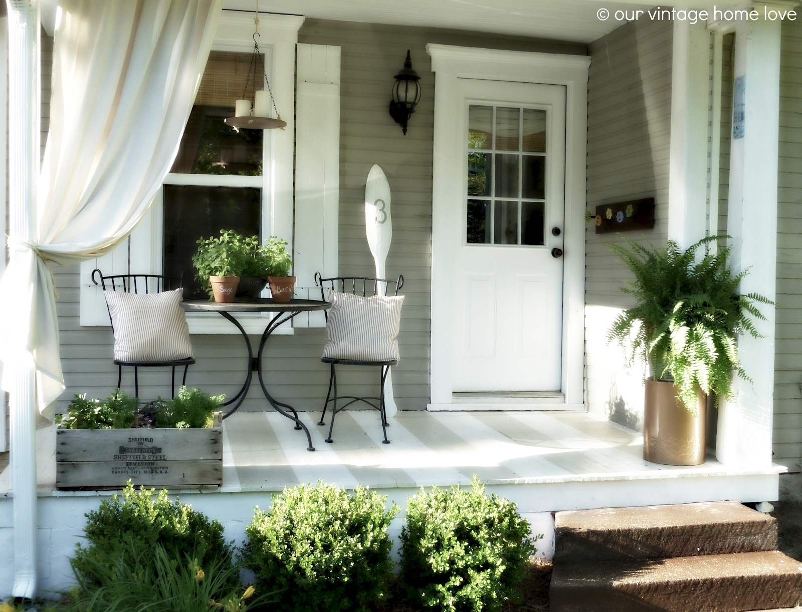 Country Porch Decorating Ideas For Summer Randolph Indoor And